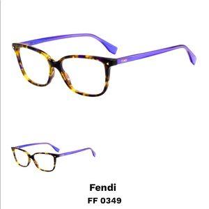 Fendi eyewear Frame *nwt